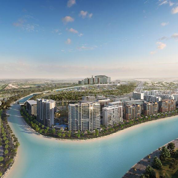 Riviera, Dubai